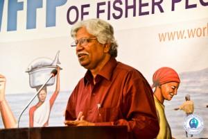 Mr. Muhammad Ali Shah of the Pakistan Fisherfolk Forum