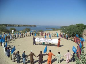Pakistan Fisherfolk Forums week of action for world fisheries day 2014